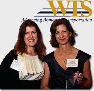 Goodin receives WTS 2011 Womon of the Year Award